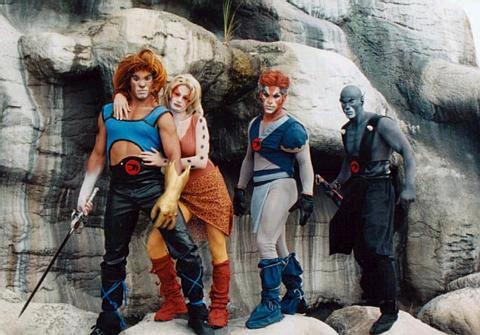 Thundercats Movie on Alguna Vez Se Imaginaron A Los Felinos Cosmicos     Thundercats    En
